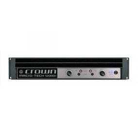Amplificador Ma12000i 9000w 2r Crown