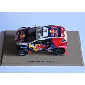 Peugeot Dkr Red Bull Spark - Rally Dakar 2015 - 1:43