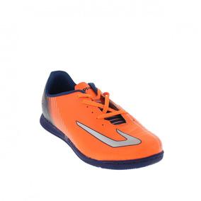 Tênis Topper 534 281 Masculino Sport Ultra Indoor Laranja 02d5ca39d6632