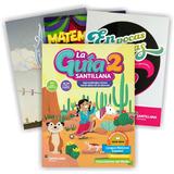Guía 2 + Matemáticas + Alas + Pocas Palabras - Santillana