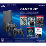 Ps2 Gamer Kit Impecable