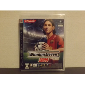 Ps3 Winning Eleven 2009 - Completo - Aceito Trocas...