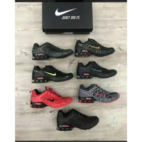 f05702d43bf Nike Shox Modelos Variados - Zapatos Nike de Hombre en Mercado Libre ...