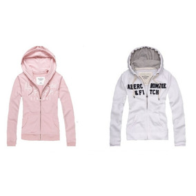 Buzos Hoodies Camperas Abercrombie & Fitch Mujer