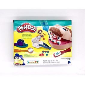 Massinha Play Doh Brincando De Dentista José Hasbro