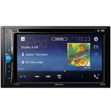 Autoradio Pioneer Bluetooth Avh-a205bt Dvd Usb Led