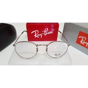 1d2de8395 Replica Ray Ban Round Oculos Grau - Óculos no Mercado Livre Brasil