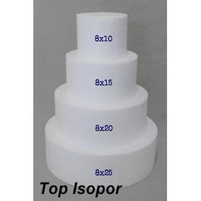 dd8c8f766 Bolo Isopor Salvador - Moldes e Formas no Mercado Livre Brasil