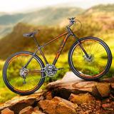 Bicicleta Xks Aro 29 Freios A Disco 21v Câmbios Shimano