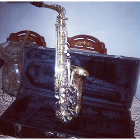 Saxofon Alto Lj Hutchen New York
