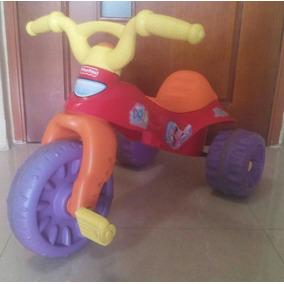 Triciclo Fisher Price Para Niñas Dora La Exploradora (usado)