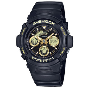 d682d959995 Relogio Casio Anadigi Dourado - Relógios no Mercado Livre Brasil