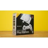 Playstation Classic Original Nueva 2 Controles 20 Juegos