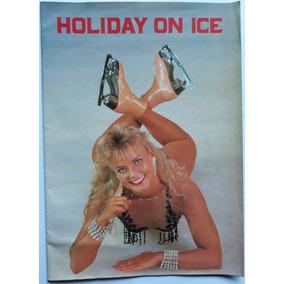 Revista Holiday On Ice Banjos E Babalaicas - Brasil - 1994