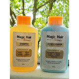 Shampoo Y Acondicionador Magic Hair Cabe - ml a $64