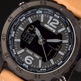 2d3cff52242 Relogio Infantry Esportivo Masculino Outra Marca - Relógio Masculino ...