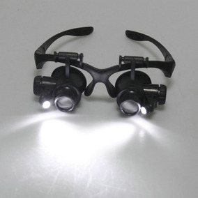 ca99c86edf923 Oculos Com Lupa De Joalheiro - Lupas no Mercado Livre Brasil