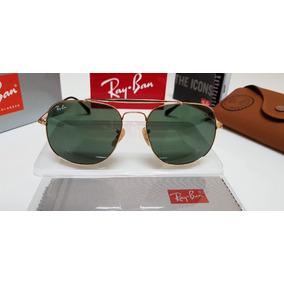 8c55f728ef624 Óculos De Sol Ray-ban Marshal Rb3561 General G15 Verde Class