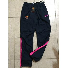 Pantalon Largo De Fc Barcelona Color Naranja - Pantalones Largos de ... 8524c758261