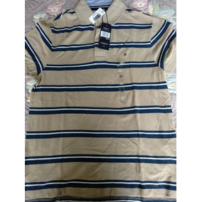 Playera Tipo Polo Tommy Hilfigher