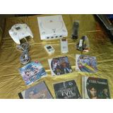 Consola Dreamcast, 1 Control, Memoria, Vibrador Y 5 Juegos