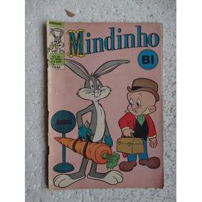 Mindinho Bi Nº 40! 4ª Série! Ebal No-dez 1973!