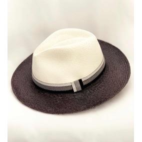 Sombrero Maestro Tejedor Panama Hat Bicolor Natural  5c9016de2af