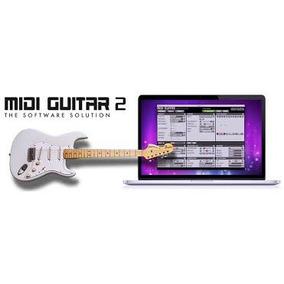 Jam Origin Midi Guitar 2 Vst P/ Win-32 E 64 Bits.