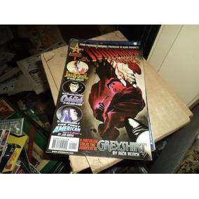 Alex Ross Capa Tomorrow Stories N# 1 Alan Moore Watchmen