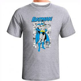 e46963953 Kit Camisetas Liga Da Justiça - Camisetas Manga Curta no Mercado ...