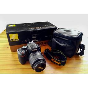 Câmera Digital Nikon Dslr D5100