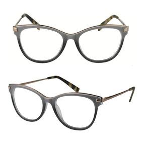 c88f59035bb26 Oculos Feminino Grau Degrade - Óculos no Mercado Livre Brasil