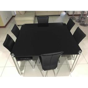 Mesa De Comedor Con Sillas 8