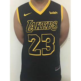 b97a7ffe0 Lakers O Nell - Camisa Manga Curta Masculinas no Mercado Livre Brasil