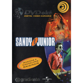 Dvd Sandy & Junior - Dvd Okê