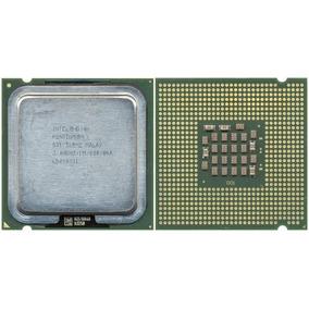 Lote 5 Processadores Intel Pentium 4 531 Ht 3,00ghz/800mhz