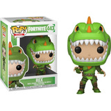 Funko Pop Rex (443) Fortnite Funko Oficial