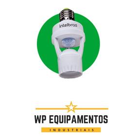 Lampada Com Sensor De Presença Alarme Residencial Luz