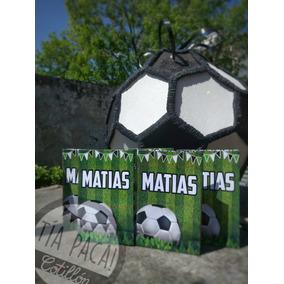 Bolsitas Goma Eva Pelota Futbol - Arte y Artesanías en Mercado Libre ... 888d7d7d18b1a