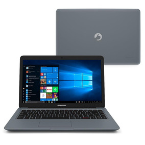 Notebook Positivo Core I3-7020u 4gb 64gb Ssd 14 Motion I3464