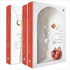 Em Busca Do Tempo Perdido - Box - Marcel Proust - Lacrado