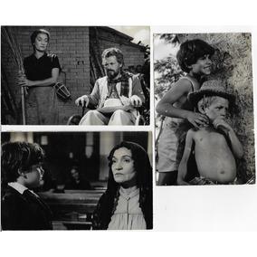 1961 3x Fotos Lobby Card Filme Nacional A Primeira Missa