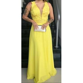 16c0cc92c6 Vestido De Cassa Bordada Femininas Vestidos - Calçados