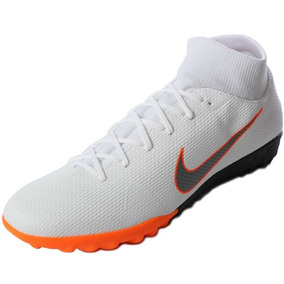 Nike Mercurial - Tacos y Tenis Césped artificial Blanco de Fútbol en ... 12a914adf3af0