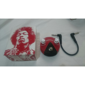 Fuzzface Band Of Gypsys Pedal Y Cable