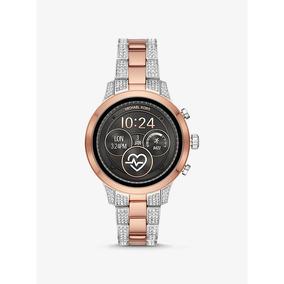 e345e7c59b8 Relogio Michael Kors Mk3352 Feminino Prata Rosa - Relógios De Pulso ...