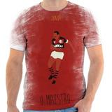 a44b3dd2b0 Camisa Camiseta Clube De Regatas Do Flamengo Time Futebol 3