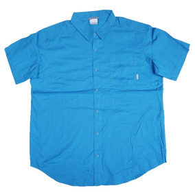 Camisa Columbia Sportwear Talla 2xl Manga Corta Xxl