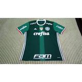 Camisa Do Palmeiras Comemorativa Olimpiadas Mina 2016 Gg
