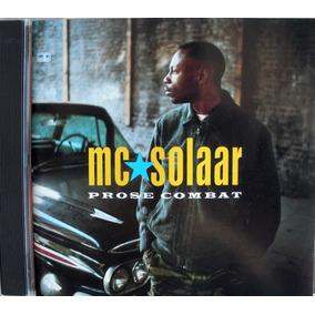 Mc Solaar - Prose Combat - Cd Imp. Alemania